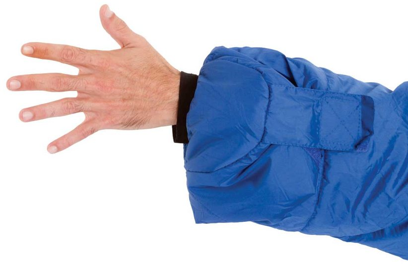 MusucBag – the Sleeping Bag with Arms and Legs