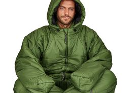 Hygger The Sleeping Bag With Arms And Legs